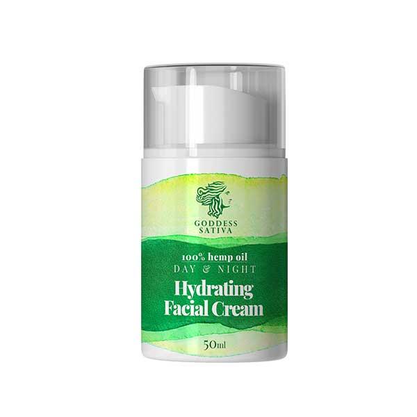 hemp oil face cream