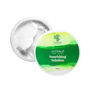 hemp oil body cream